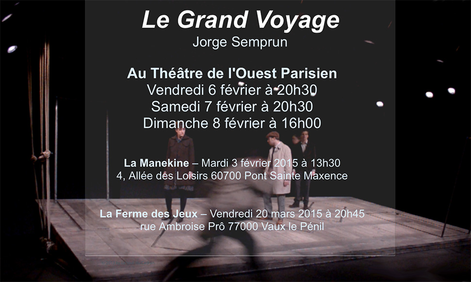 jorge semprun grand voyage lecture analytique